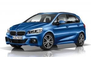 BMW 225xe Active Tourer M Sport 2019 года (WW)