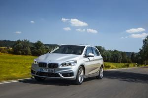 BMW 225xe Active Tourer 2016 года