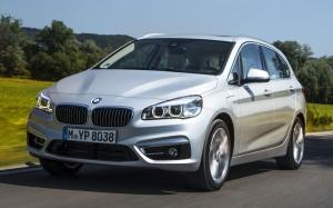 BMW 225xe Active Tourer 2016 года (WW)