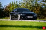 BMW 3-Series X Work on Vossen Wheels (CVT) 2016 года