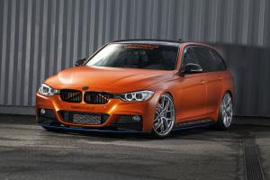 2016 BMW 328i Touring by Tuningsuche