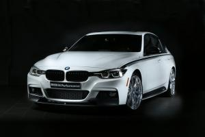 BMW 340i M Performance 2016 года