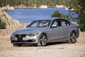 2016 BMW 340i xDrive Luxury Line (US)