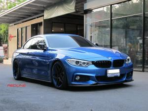 BMW 4-Series Convertible by Redline Auto 2016 года