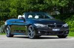 BMW 428i Convertible M Sport Individual 2016 года