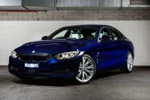 2016 BMW 430i Gran Coupe 100 Year Edition