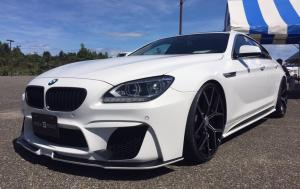 BMW 650i Gran Coupe by Wald