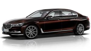 BMW 7-Series Individual 2016 года