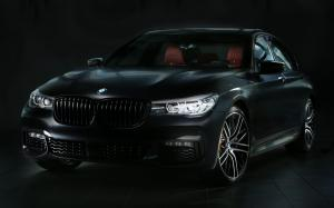 BMW 740e iPerformance M Performance Accessories 2016 года (NA)