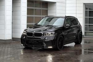 2016 BMW CLR X5 RS by Lumma Design and TopCar