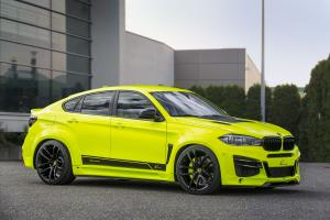 2016 BMW CLR X6R by Lumma Design
