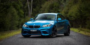 BMW M2 Coupe 2016 года