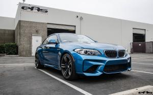 2016 BMW M2 Coupe Long Beach Blue by EAS