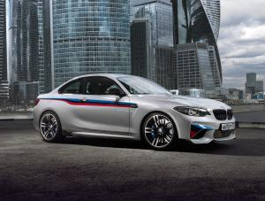 BMW M2 Coupe M Performance Accessories 2016 года