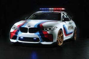 BMW M2 Coupe MotoGP Safety Car 2016 года