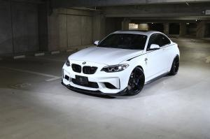 2016 BMW M2 Coupe by 3D Design