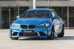 2016 BMW M2 Coupe by G-Power