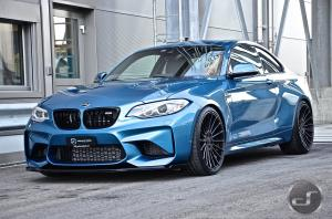 2016 BMW M2 Coupe by Hamann and DS Automobile