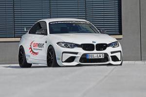2016 BMW M2 Coupe by Lightweight Performance