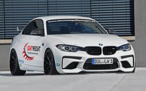 BMW M2 Coupe by Lightweight Performance 2016 года