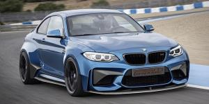 2016 BMW M2 Coupe by PSM Dynamic