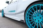 BMW M2 Coupe on Blue Wheels by Hamann 2016 года