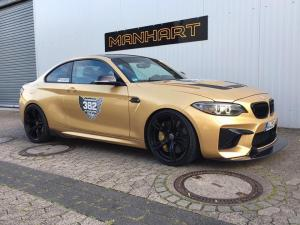 2016 BMW M2 MH2 630 by Manhart Racing