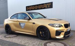BMW M2 MH2 630 by Manhart Racing 2016 года
