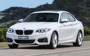 BMW M230i Coupe 2016 года (AU)