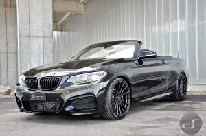 2016 BMW M235i Convertible by DS and Hamann