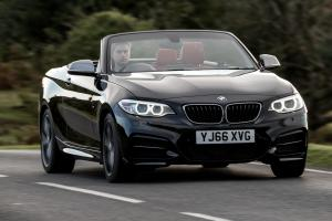 BMW M240i Convertible 2016 года