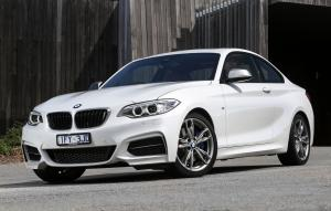 2016 BMW M240i Coupe
