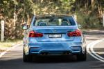 BMW M3 Competition Package 2016 года (AU)
