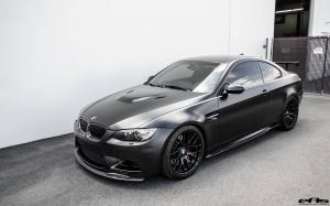 2016 BMW M3 Coupe Frozen Black by EAS