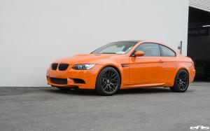 2016 BMW M3 Coupe Lime Rock Park by EAS
