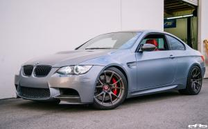 2016 BMW M3 Coupe Space Gray by EAS on Klassen Wheels