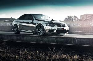 BMW M3 Coupe by Fostla Design 2016 года