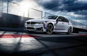 BMW M3 M Performance Accessories 2016 года