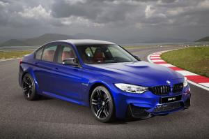 2016 BMW M3 Paint Work Edition