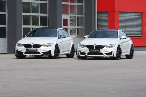 2016 BMW M3 Sedan Bi-Tronik 2 V2 by G-Power