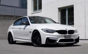 BMW M3 Sedan by Cartech 2016 года