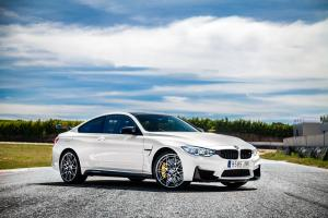BMW M4 Coupe Competition Sport Edition 2016 года (ES)