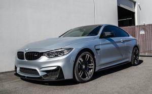 2016 BMW M4 Coupe Frozen Silver M Performance