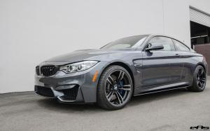 BMW M4 Coupe Nardo Gray by EAS 2016 года