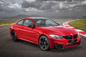 2016 BMW M4 Coupe Paint Work Edition
