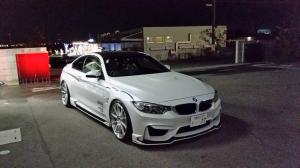 BMW M4 Coupe by Rowen Japan 2016 года