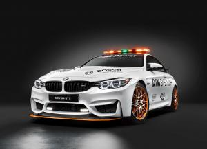 BMW M4 GTS DTM Safety Car 2016 года