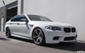 2016 BMW M5 Alpine White by IND Distribution and EAS
