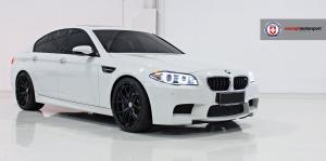 BMW M5 by Concept Motorsport on HRE Wheels (HRE S101) 2016 года