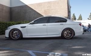 2016 BMW M5 by EAS on BBS Wheels
